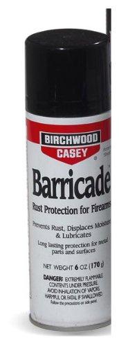 Birchwood Casey Barricade Rust Protection for Firearms AerosolB0000VN4EI
