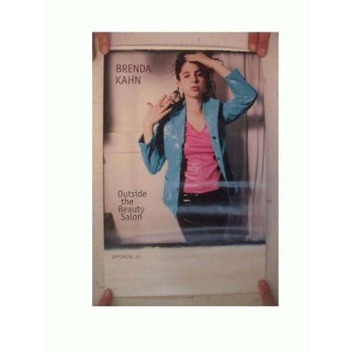 Amazon.com: Brenda Kahn Poster Outside the Beauty Salon: Prints