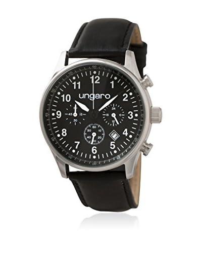 Ungaro Reloj Renato Negro