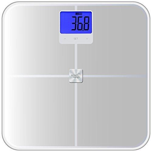 Rebajas en Báscula smart para el baño con monitorización Smart Weigh