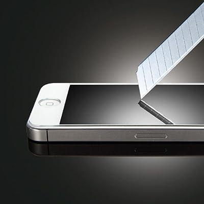 【国内正規代理店品】SPIGEN SGP iPhone5 シュタインハイル GLAS.t プレミアム リアル スクリーン プロテクター 《強化ガラス液晶保護フィルム》 【SGP09435】