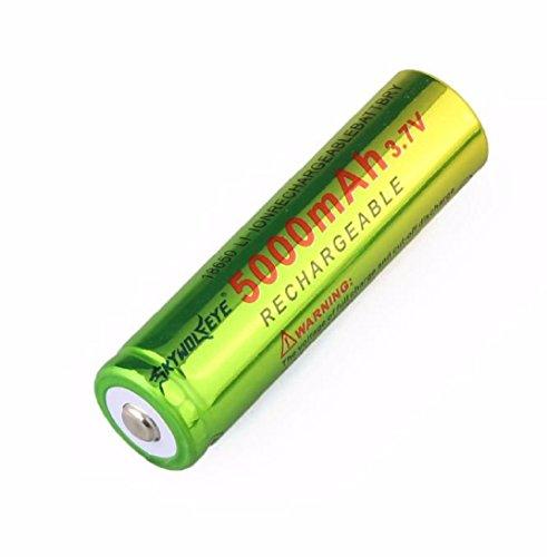 Yistu-Rechargeable-18650-Battery-1pcs-37V-18650-5000mAh-Li-ion-for-LED-Flashlight-Torch