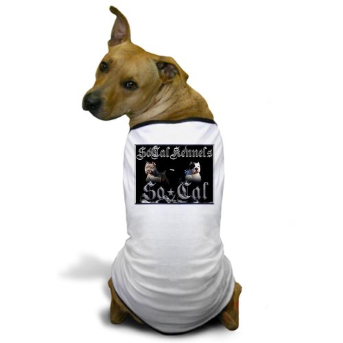 Cafepress Socal Kennels Dog T-Shirt - 2Xl White [Misc.]
