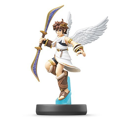 buy Pit amiibo - Japan Import (Super Smash Bros Series) Edition: Japan Color: Pit, Model: , Toys & Play for sale
