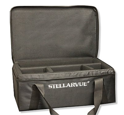 Heavy Duty, Thickly Padded Nylon Travel Case For Small Refractors