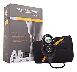 Slendertone Men's Premium Rechargeable Ab Toning Belt