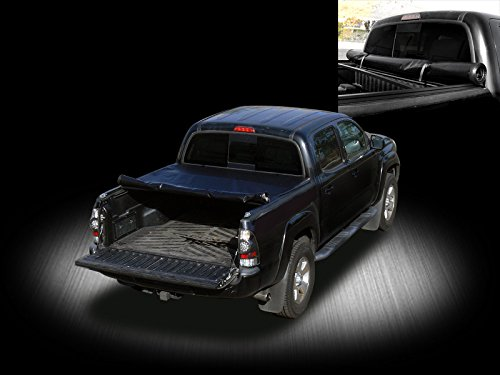 Roll-Up Soft Tonneau Cover 05-15 TOYOTA TACOMA STD REG/ACCESS/DOUBLE CAB 6' BED (2015 Toyota Tacoma Bed Cover compare prices)