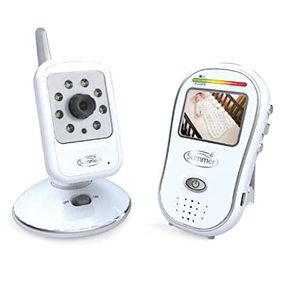 Summer Infant Secure Sight Digital Color Video Baby Monitor (Discontinued by Manufacturer)