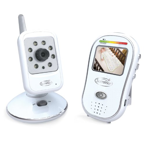 Summer Infant Secure Sight Digital Color Video Baby Monitor