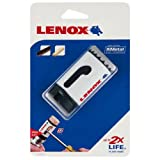 LENOX Tools Bi-Metal Speed Slot Hole Saw with T3 Technology, 1-1/16