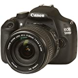 Canon EOS 1200D SLR-Digitalkamera (18 Megapixel APS-C CMOS Sensor, Full HD, 7,6 cm (3 Zoll) Display) Kit incl. 17-85 mm EF-S Objektiv, schwarz