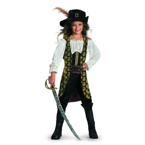 Angelica Deluxe Girls Costume