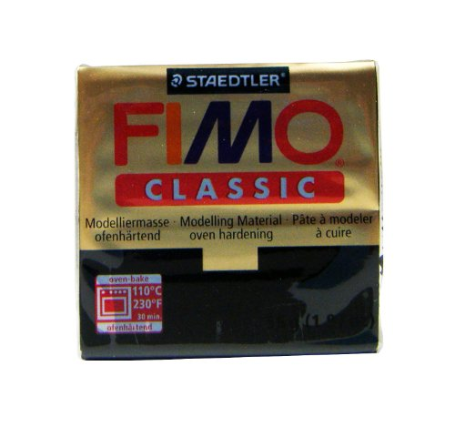 Staedtler Fimo Classic Modelling Clay Oven Hardining (Polymer Clay Fimo Classic compare prices)