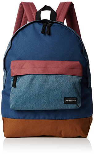 Quiksilver Everyday Edit M Bkpk Brq0,  Blu Blu (Blue)