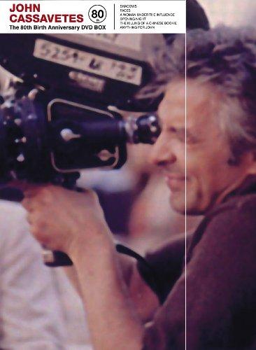 ジョン・カサヴェテス 生誕80周年記念DVD-BOX HDリマスター版</a>