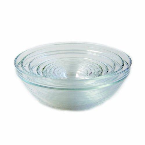 Duralex Lys Stackable 9-Piece Bowl Set Reviews