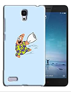 PrintFunny Designer Printed Case For XiaomiRedMiNote2