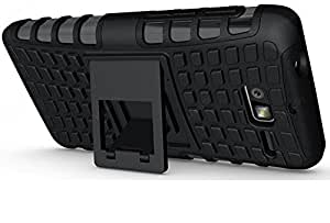 Newlike BackStand Rugged Dual Layer Shock Proof Back Case Cover For Reliance Water 2