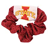Iowa State Cylones Hair Scrunchy / Pony Tail Holder - Red