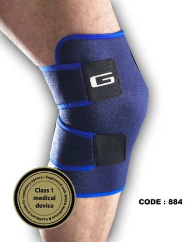Neo G MEDICAL GRADE CLOSED KNEE SUPPORT 'breathable design'