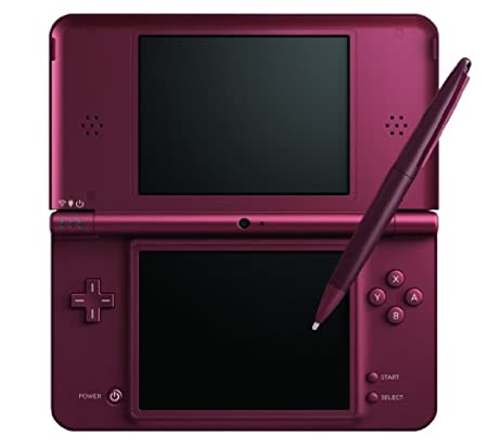 Nintendo DSi XL Burgundy