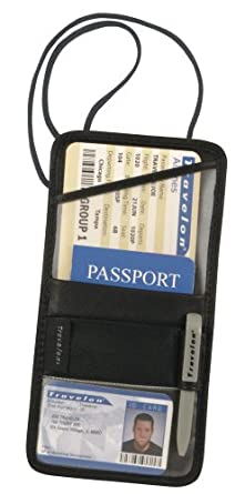 Click to buy Travelon ID and Boarding Pass Holder from Amazon!