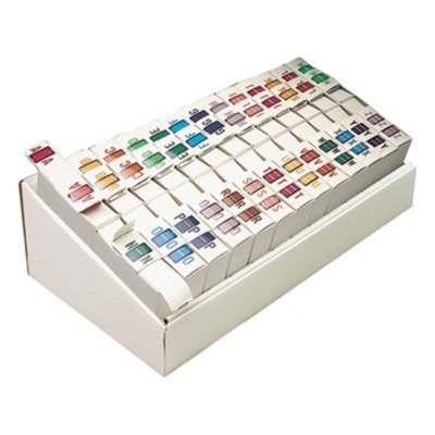 Smead 67070 - A-Z Bar-Style End Tab Labels, Assorted, 13000/Box-SMD67070 by Smead