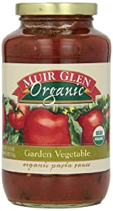Muir Glen Garden Vegetable Pasta Sauce 25.5 OZ
