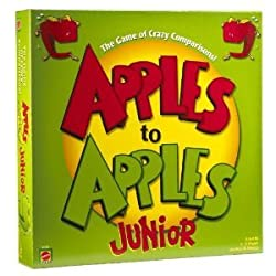 [Best price] Games - Apples to Apples Junior - The Game of Crazy Comparisons! - toys-games