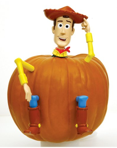Woody Pumpkin Push In
