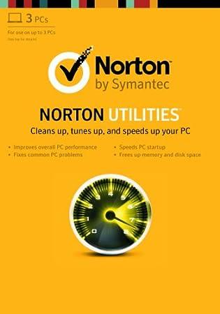 Norton Utilities (For 3 PCs) [Download]