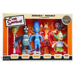 The Simpsons: Treehouse of Horror Series II Figures
