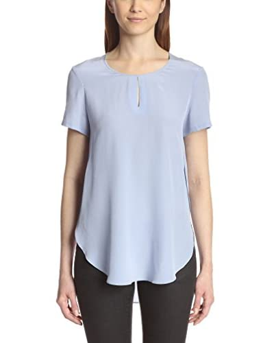 Acrobat Women's Overlap Side Seam Key Hole Top