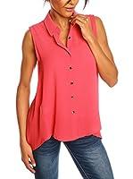 SAINT GERMAIN PARIS Camisa Mujer Donna (Coral)