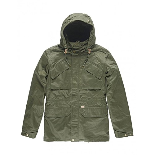 Element Vaughn Parka S olive drab