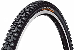 Continental Nordic Spike Urban Bicycle Tire (700x42--120 Studs)