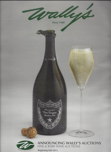 print-ad-for-1996-dom-perignon-chapagne-wallys-auctions-scene-print-ad
