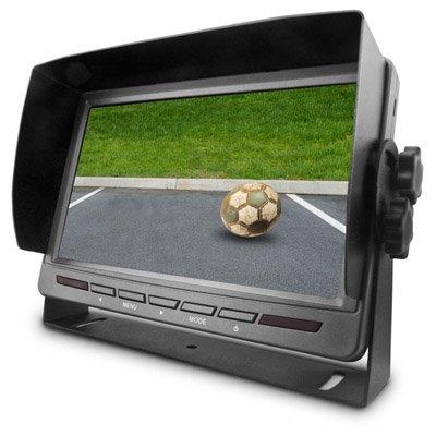 7 zoll TFT Monitor CM-MRFS72 für Rückfahrkamera Rückfahrsystem Display LCD Bildschirm 12V 24V von Carmedien - Reifen Onlineshop