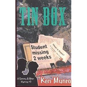 The Tin Box (Sammy and Brian Mystery)
