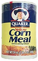Quaker Yellow Cornmeal 1.8 lb. - 6 Unit Pack
