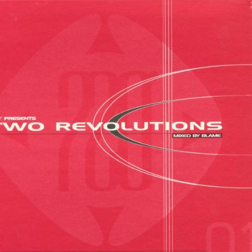 Two Revolutions Drum N' Bass Audio CD