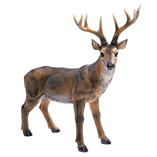 design-toscano-big-rack-buck-deer-statue