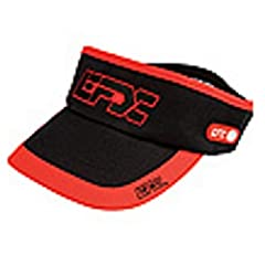 Buy EFX Headsweats Visor- Black Red by EFX Wearables