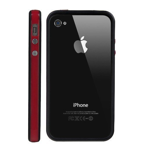 greatest-quality-iphone-4-4g-4s-bumper-case-cover-with-metal-buttons-red-black-by-g4gadgetr