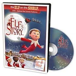 Elf on the Shelf DVD: An Elf's Story