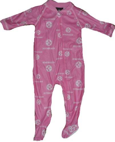 Pittsburgh Steelers Baby Pajamas Price Compare