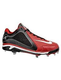 Nike Swingman Mvp Black Red Size 11.5