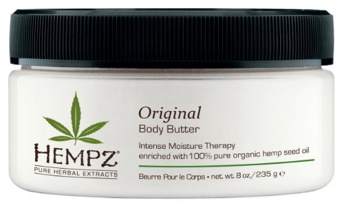 Hempz Herbal Skin Care Body Butter, 8 oz (227