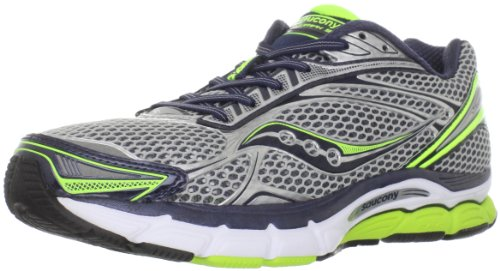 Saucony Powergrid Triumph Running Silver