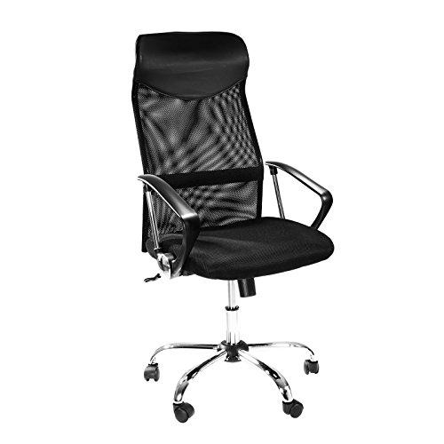 Office-Marshal-Brostuhl-Hyperion-hohe-ergonomische-Rckenlehne-mit-Nackensttze